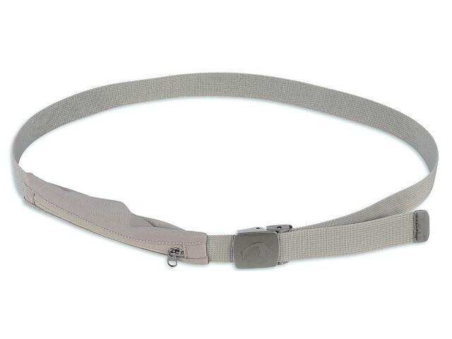Tatonka Belt Lady - Cartera de viaje Mujer - 25mm gris